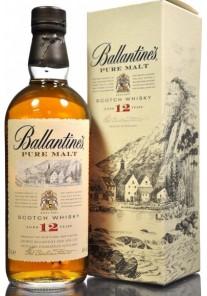 Whisky Ballantine\'s Pure Malt 12 anni 0,70 lt.