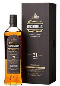 Whisky Bushmills Blended Rare 21 anni 0,70 lt.