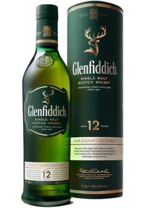 Whisky Glenfiddich Single Malt 12 anni 0,70 lt.