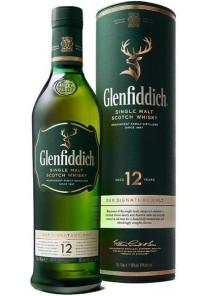 Whisky Glenfiddich Single Malt 12 anni 0,70 lt.