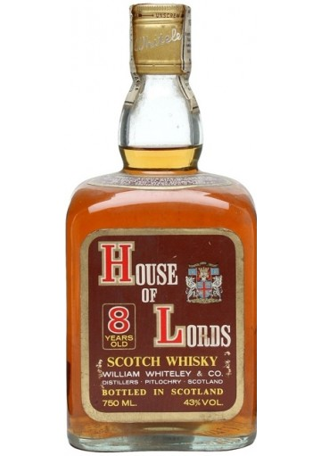 Whisky House of Lord 8 anni  0,70 lt.