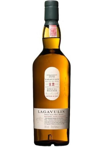 Whisky Lagavulin Single Malt 12 anni Cask 0,70 lt.