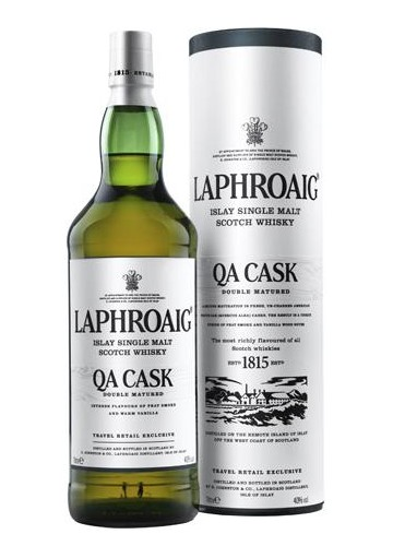 Whisky Laphroaig QA Cask Double Matured 1 lt.