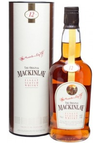 Whisky MacKinlay 12 anni 0,70 lt.