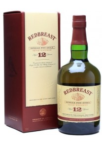 Whisky Redbreast 12 anni 0,70 lt.
