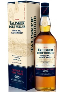 Whisky Talisker Port Ruighe Cask Single Malt 0,70 lt.