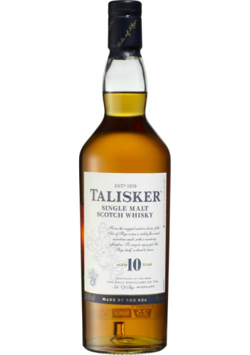 Whisky Talisker Single Malt 10 anni 0,70 lt.