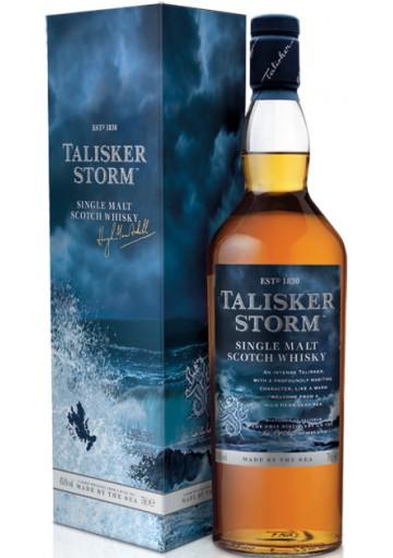 Whisky Talisker Storm Single Malt 0,70 lt.