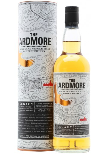 Whisky The Ardmore Legacy 0,70 lt