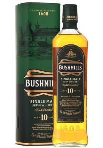 Whisky Bushmills Single Malt 10 anni 0,70 lt.
