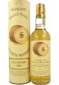 Whisky Clynelish Signatory Vintage 12 anni 1983 0,70 lt.