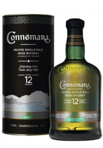 Whisky Connemara Single Malt 12 anni 0,70 lt.