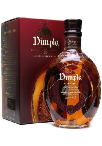 Whisky Dimple Blended 15 anni 0,70 lt.