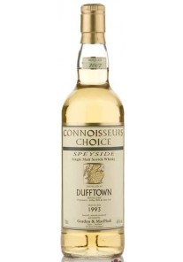 Whisky Dufftown Connoisseurs Choice Gordon & Macphail 1993 0,70 lt.