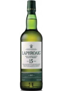 Whisky Laphroaig 15 anni 0,70 lt.