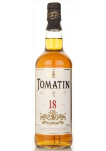 Whisky Tomatin 18 anni  0,70 lt.