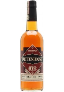 Whisky Rittenhouse Straight Rye 0,70 lt.