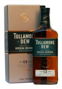 Whisky Tullamore Dew Blended - 12 anni 0,70 lt.