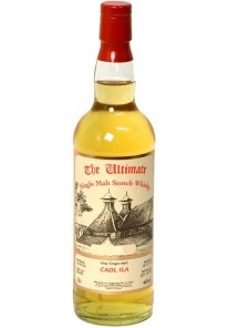 Whisky Caol Ila Single Malt 10 anni - Selezione The Ultimate 1991 0,70 lt.