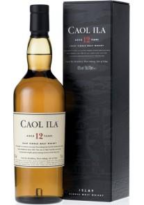 Whisky Caol Ila Single Malt 12 anni 0,75 lt.