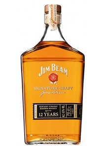 Whisky Jim Beam Signature 12 Anni 0,70 lt.