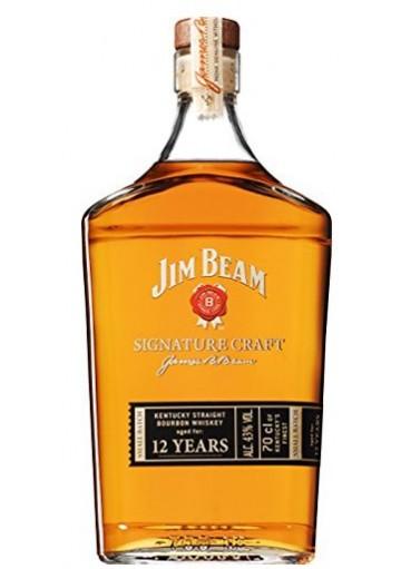Whisky Jim Beam Signature 12 Anni 0,70 lt.