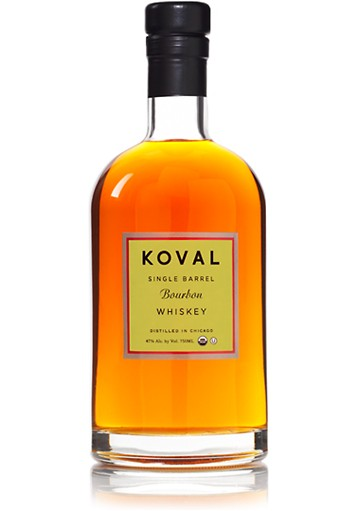 Whisky Koval Single Barrel Bourbon 0,50 lt