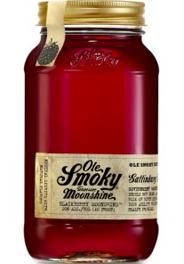 Whisky Moonshine Ole Smoky Blackberry 0,70 lt.