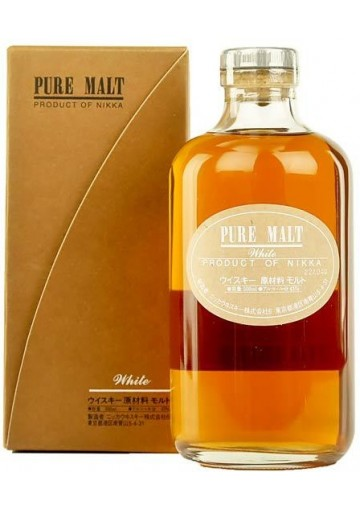Whisky Nikka Pure Malt White 0,50 lt