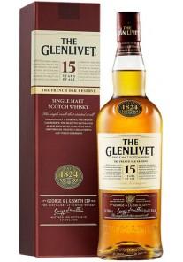 Whisky The Glenlivet Single Malt 15 anni 0,70 lt.