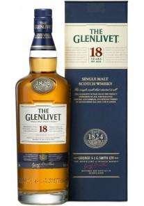 Whisky The Glenlivet Single Malt 18 anni 0,70 lt.