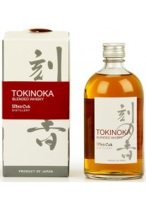 Whisky Tokinoka Blended White 0,50 lt.