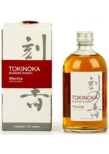 Whisky Tokinoka Blended White 0,50 lt.