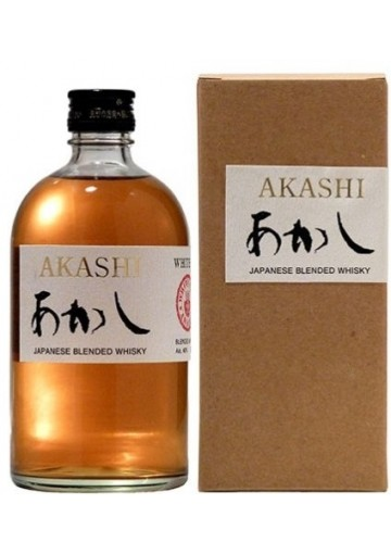 Whisky Akashi White Oak 0,50 lt