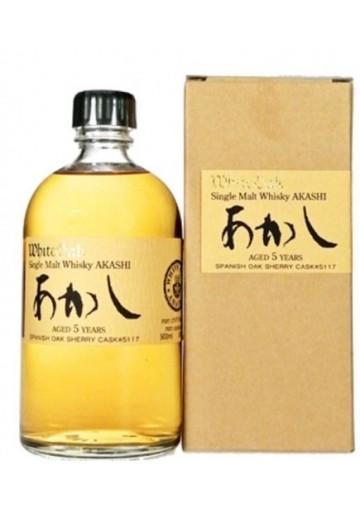 Whisky Akashi White Oak 5 anni  0,50 lt