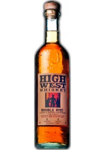 Whisky High West Double Rye 0,70 lt.