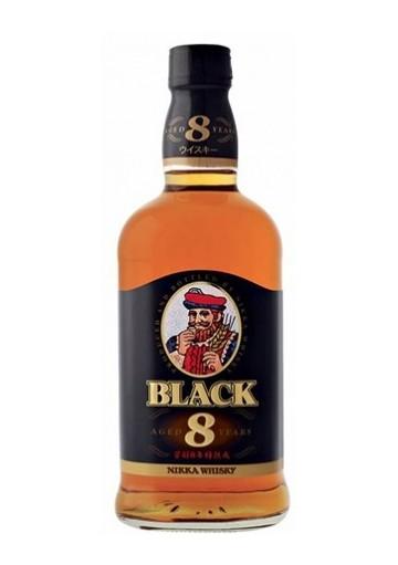 Whisky Nikka Black 8 anni  0,500 lt.