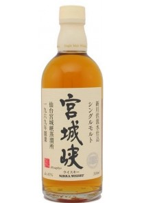 Whisky Nikka Miyagikyo Single Malt 0,50 lt