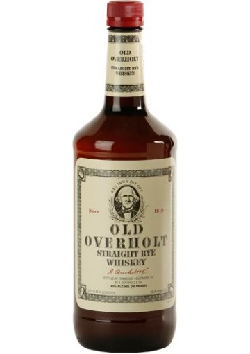 Whisky Old Overholt Rye 1 lt.