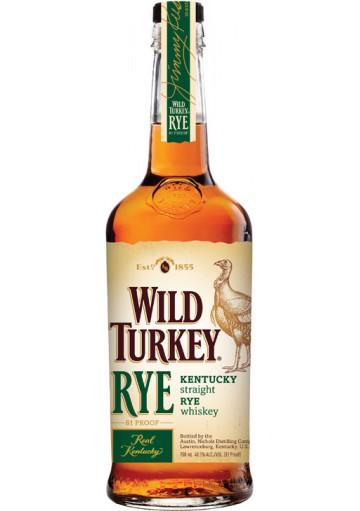 Whisky Wild Turkey Rye 0,70 lt.