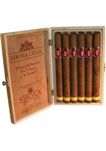 Grappa Sibona Cigar 6 per 40ml.