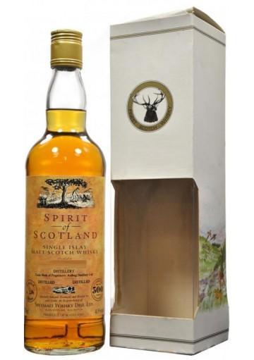 Whisky Benriach Single Malt 1982 0,70 lt.