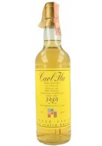 Whisky Caol Ila 1989 0,75 lt.