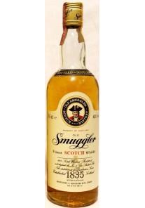 Whisky Old Smuggler Blended 0,70 lt.
