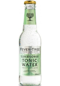 Acqua Tonica Fever Tree Edelflower 0,20 lt.