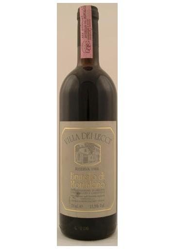 Brunello di Montalcino Villa dei Lecci 1985 0,75 lt.