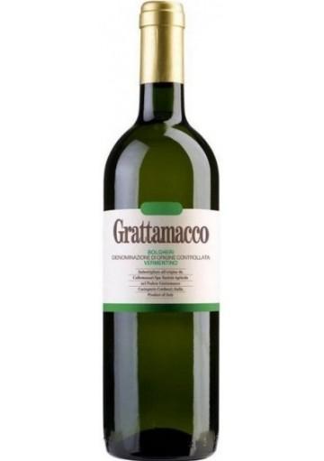 Grattamacco Bianco 2014 0,75 lt.