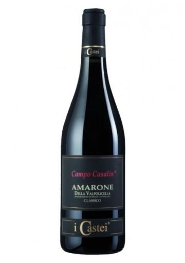 Amarone della Valpolicella classico Castellani i Castei Campo Casalin 2011 0,75 lt.