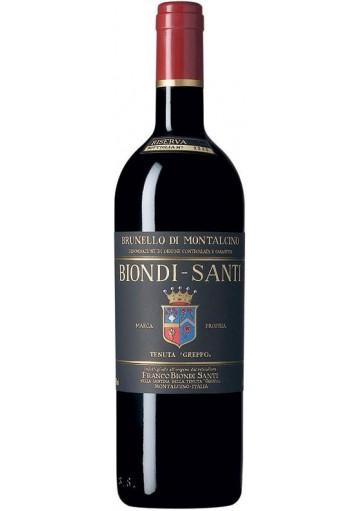 Brunello di Montalcino Biondi Santi Ris. 2004 0,75 lt.