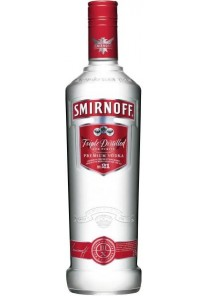 Vodka Smirnoff 1,0 lt.